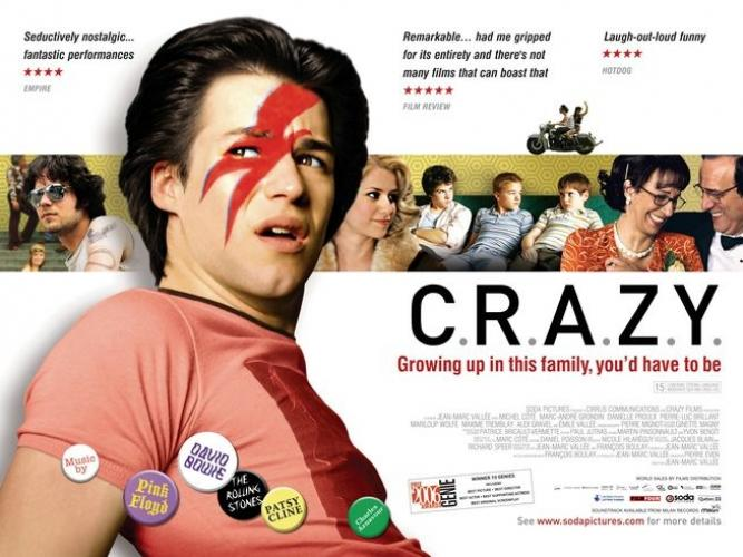 Preview Screening + Q&A for C.R.A.Z.Y. French Film.